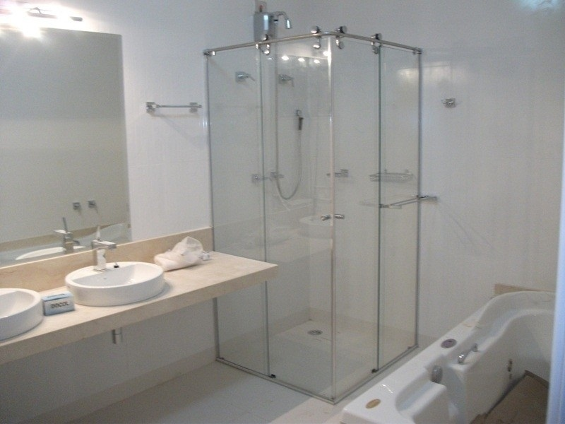 Box De Canto Para Banheiro Preço Vidraçaria Ideal