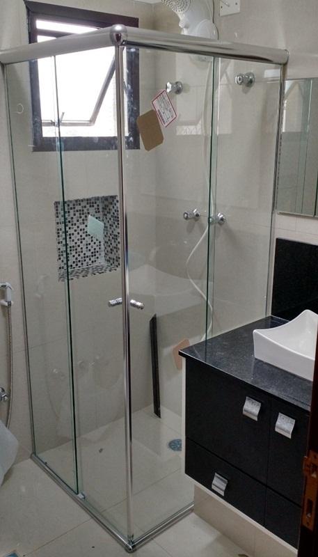 box para banheiro vidro