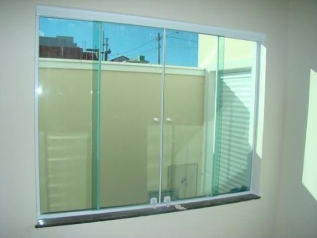 janela de vidro preço
